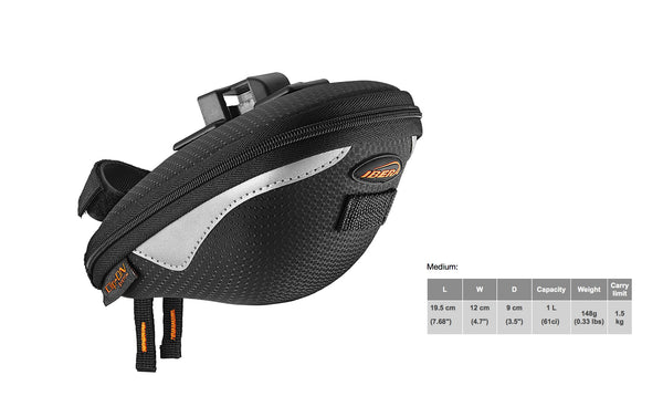 Clip-on Seat Bag SB8 (M)