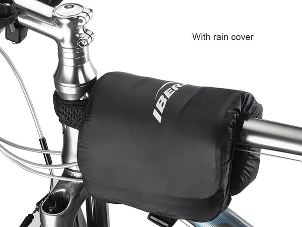 TB1 Top Tube Mini Panniers with rain cover