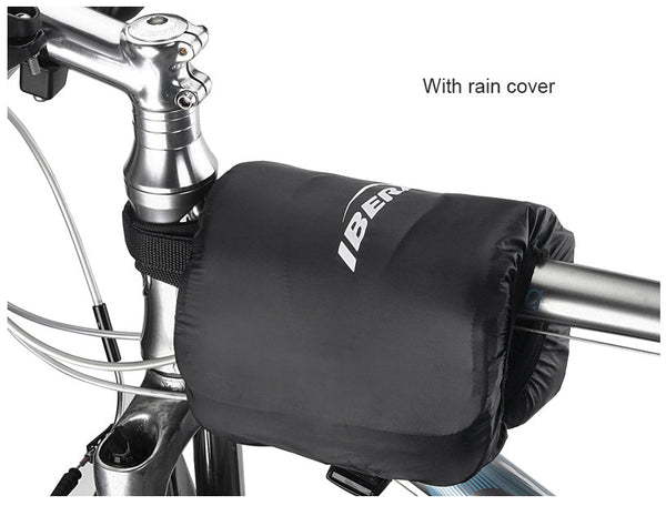 TB7 Top Tube Mini Panniers with rain cover