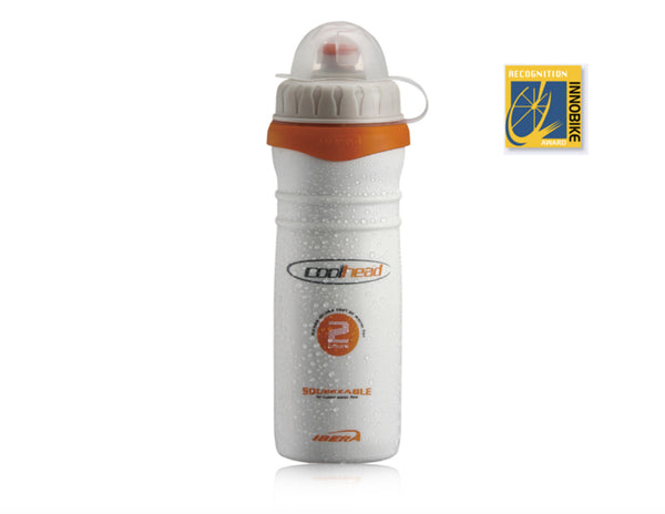Coolhead Insulated Bottle with Dust Cap
