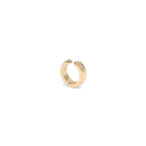 Hidden Symbols Ear Cuff - 18ct Gold-Plated