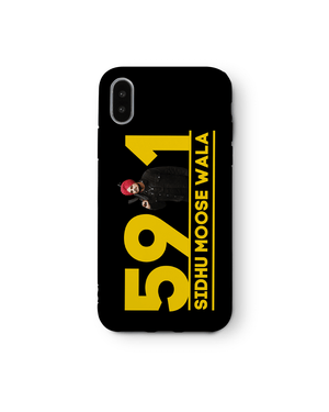 Sidhu Moose Wala - 5911 Mobile Cover