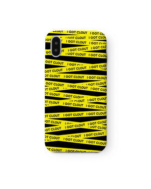 Badshah – I Got Clout Yellow Band Mobile Cover
