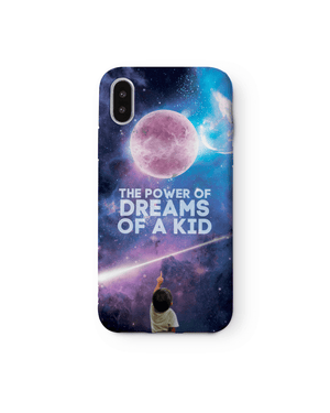 Badshah - The Power Of Dreams Of A Kid Full Print Mobile Cover