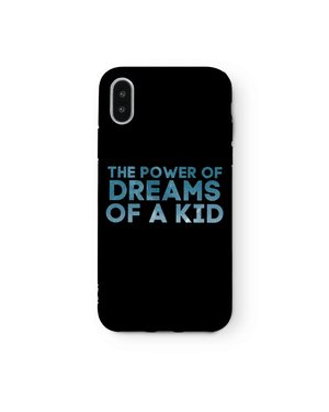 Badshah - The Power Of Dreams Of A Kid Black Mobile Cover