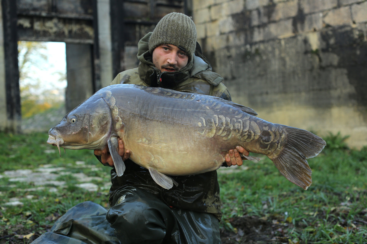 Chris's incredible old fifty pounder
