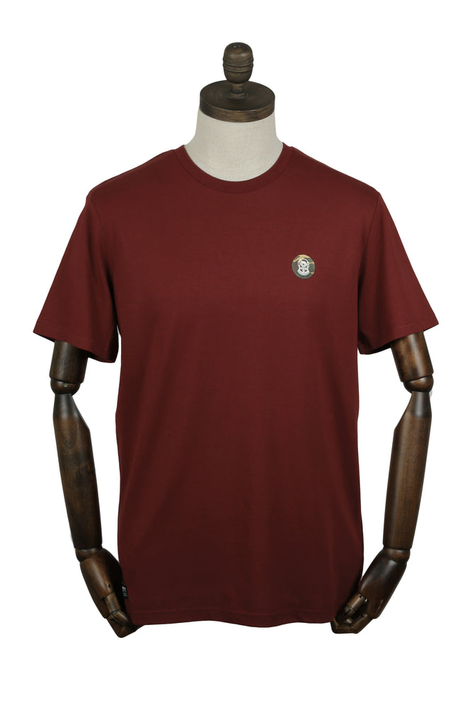 Load image into Gallery viewer, ICON TEE | Burgundy
