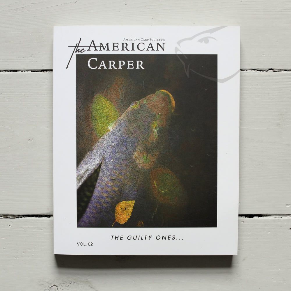 Laden Sie das Bild in den Galerie-Viewer, American Carper Volume 2 'The Guilty Ones'