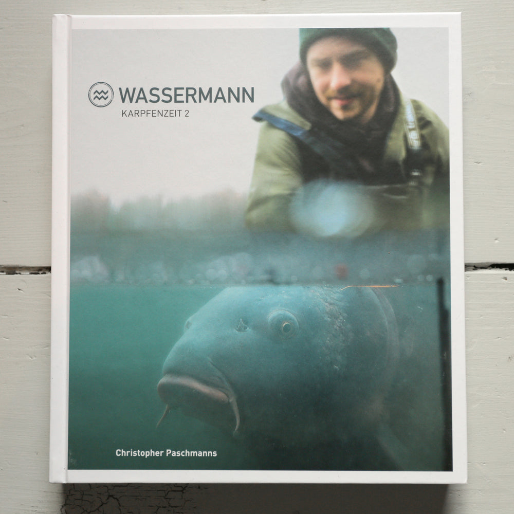 Load image into Gallery viewer, WASSERMANN | Karpfenzeit 2 | CHRISTOPHER PASCHMANNS