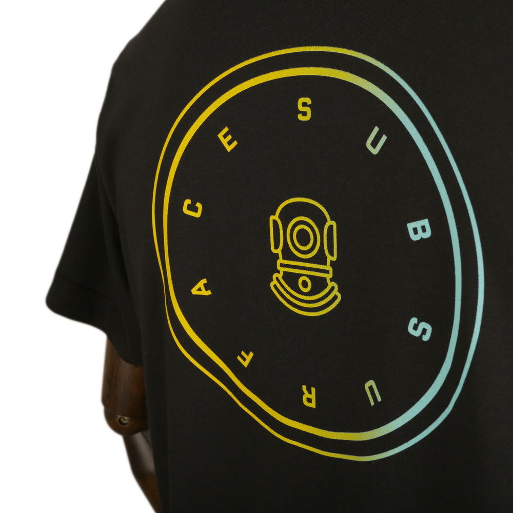 Load image into Gallery viewer, 'CALI FADE' Tee | Black