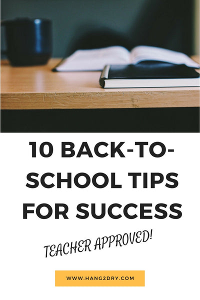 10 Back-to-school Tips for Success
