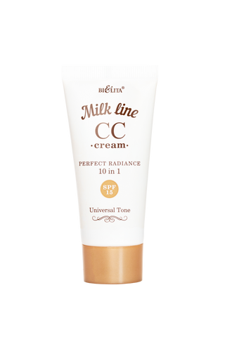 MILK Line CC Cream Perfect Radiance 10 in 1 SPF 15