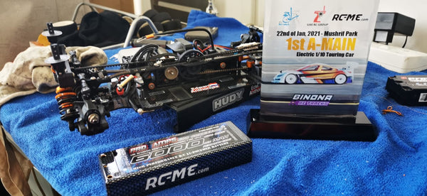 22nd of Jan - Mushrif Park 2021 - Opening RC Race (1 out of 3)