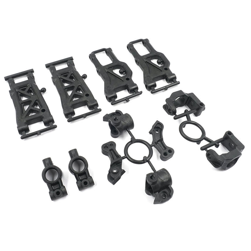 Xpress - Composite Suspension Parts Set Hard Strong For FT1 FT1S XQ10 XQ1 XQ1S (XP-10565)