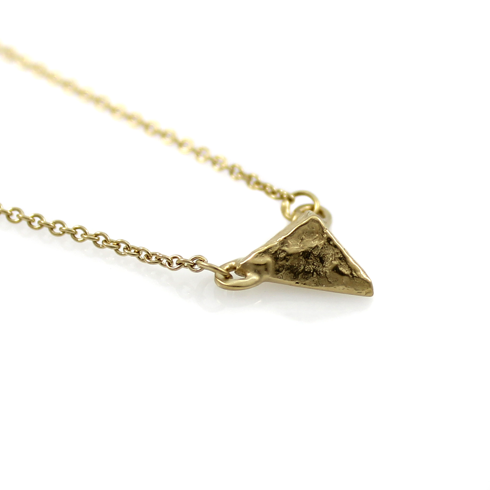 Solitary Mountain Necklace