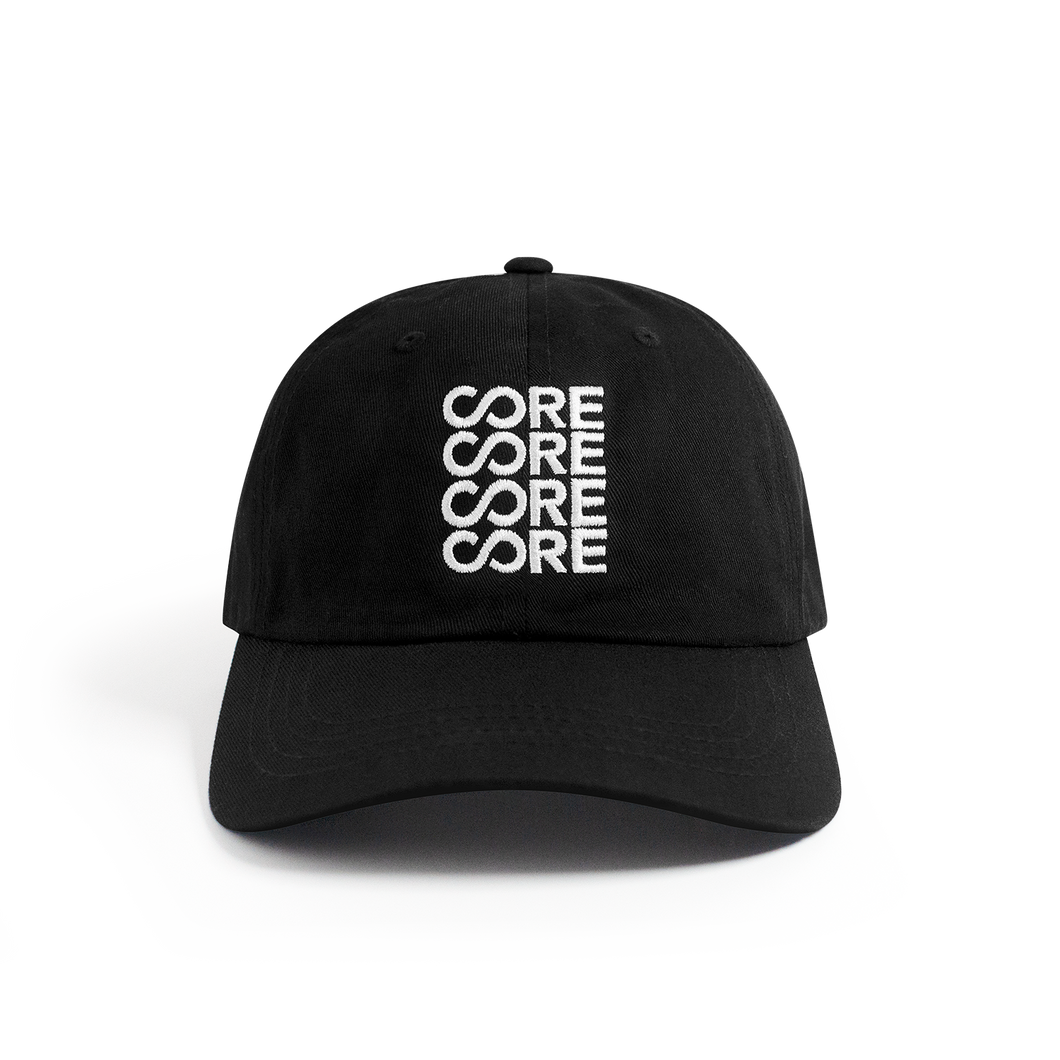 CORE Classic Hat in Black