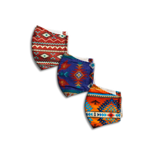 Load image into Gallery viewer, Navajo Nation Masks (3-pack)