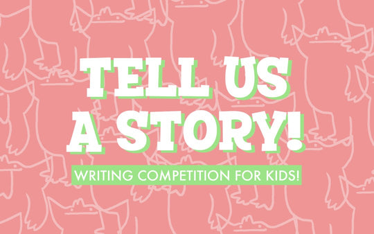 story competition for kids books