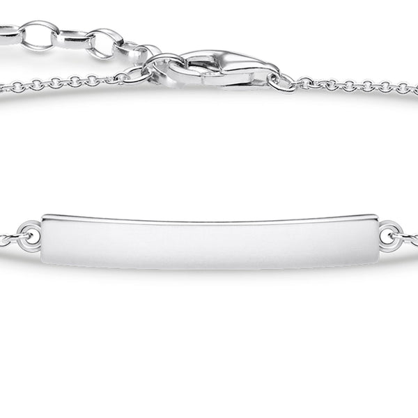 Thomas Sabo Bracelet Classic With  Dots Silver