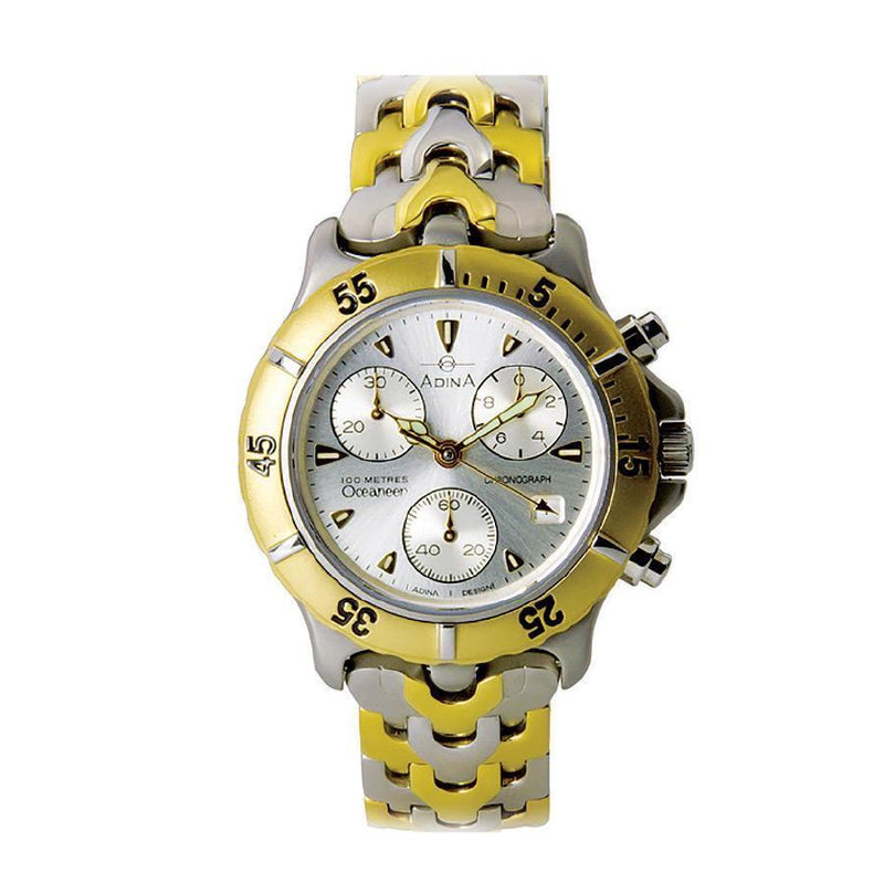 Adina Oceaneer Chronograph Sports Watch Cm108 T1Xb