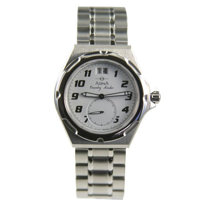 Adina Countrymaster Work Watch Cm116 S1Fb