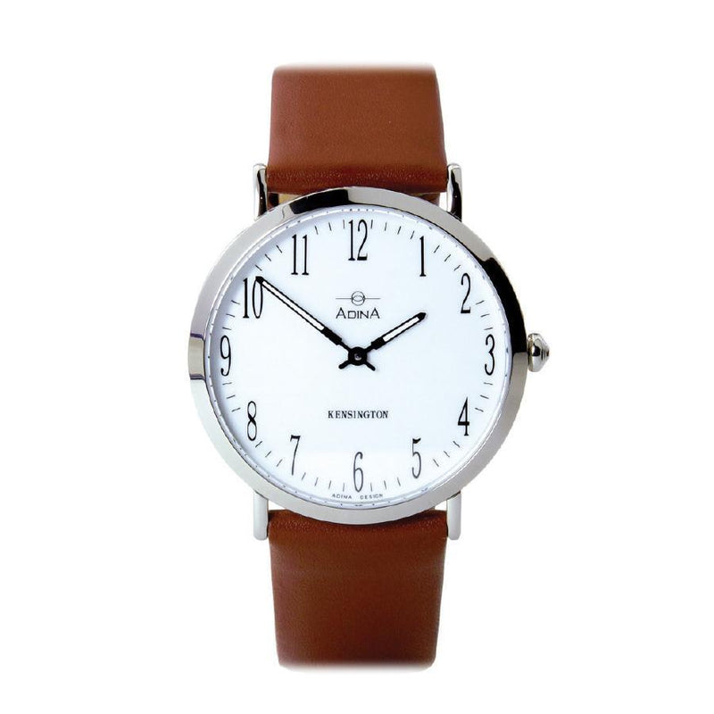 Adina Kensington Dress Watch Ct104 S1Fs (Brown)