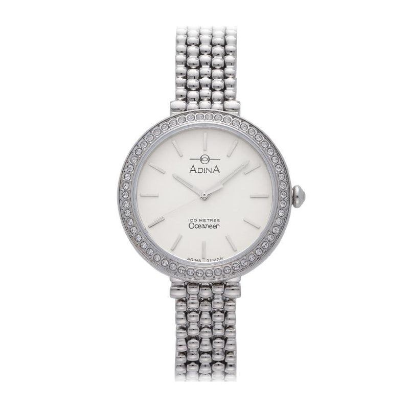 Adina Oceaneer Sports Dress Watch Ct109 S5Xb