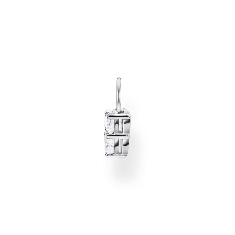 Thomas Sabo Ear Climber White Stone
