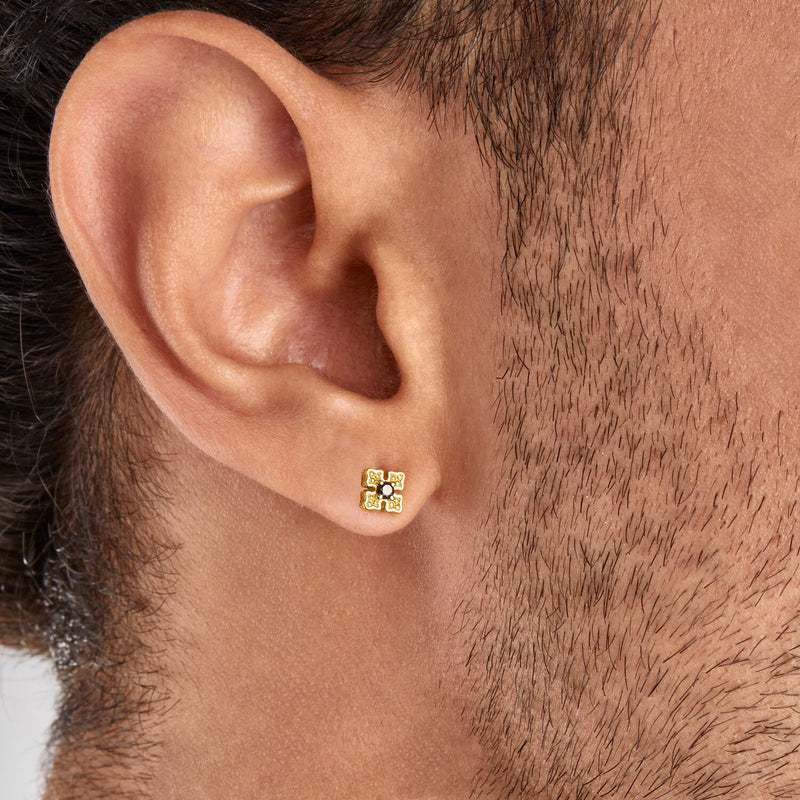 Thomas Sabo Ear Studs Royalty Gold