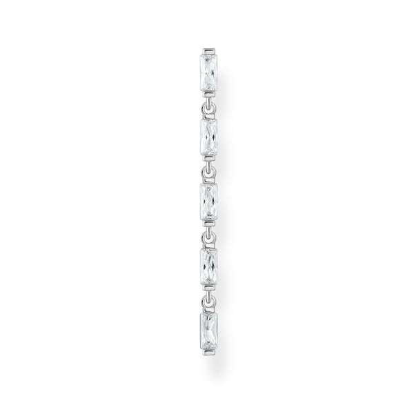 Thomas Sabo Single Earring Stones Silver