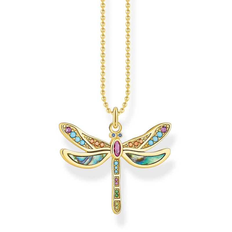 Thomas Sabo Necklace Dragonfly
