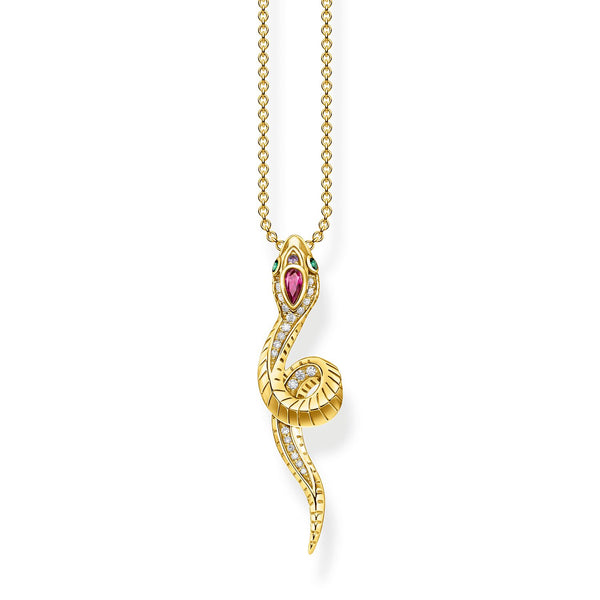 Thomas Sabo Necklace Snake