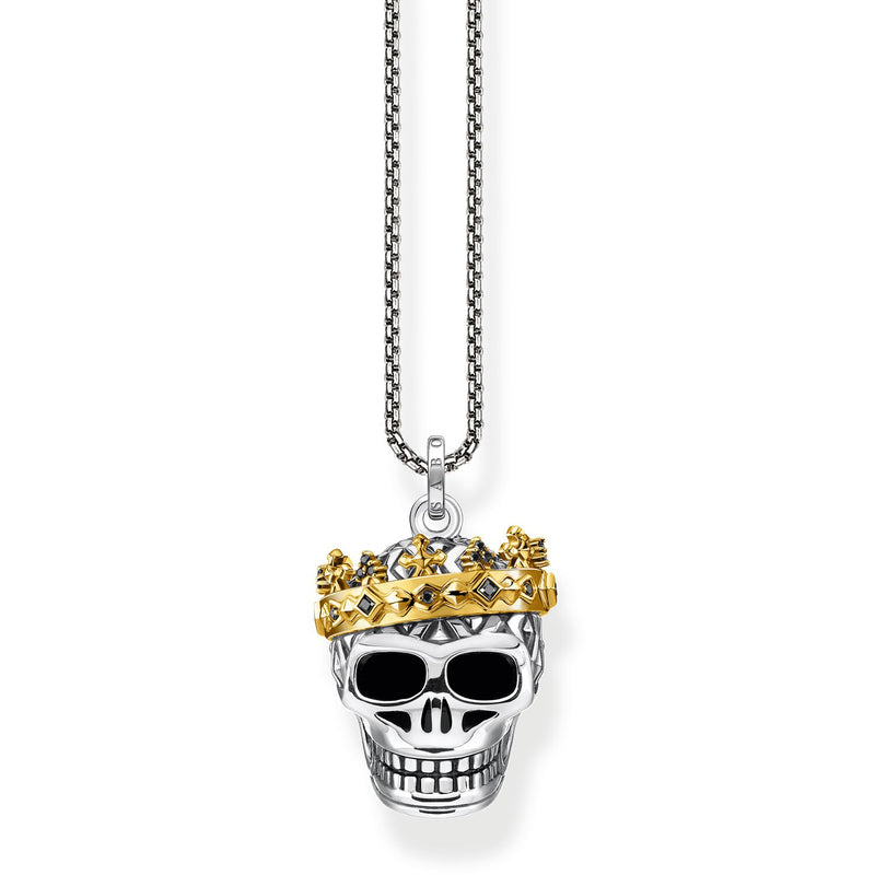 Thomas Sabo Necklace Skull