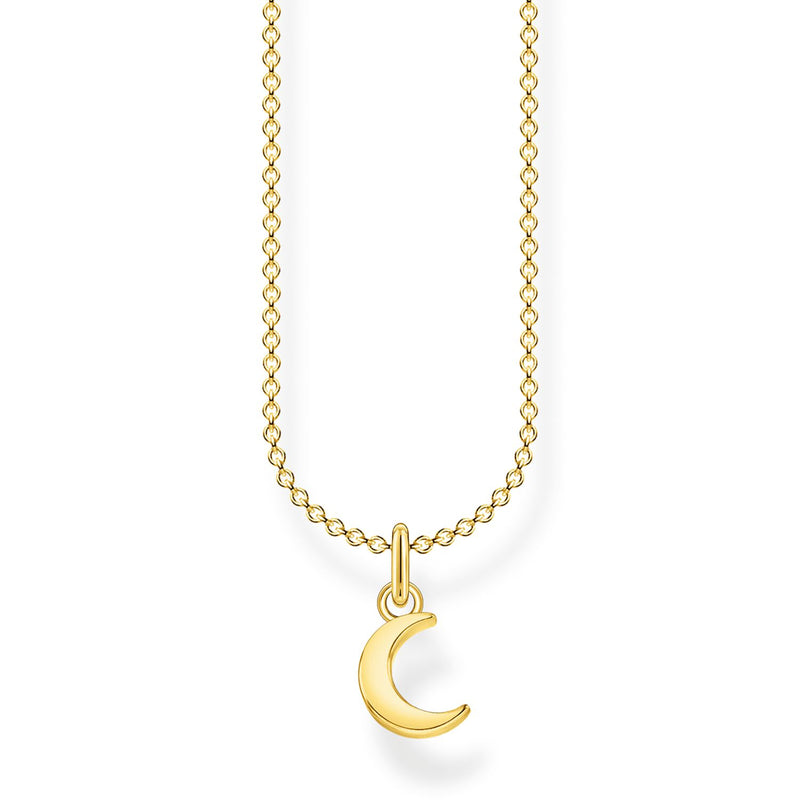 Thomas Sabo Necklace Moon