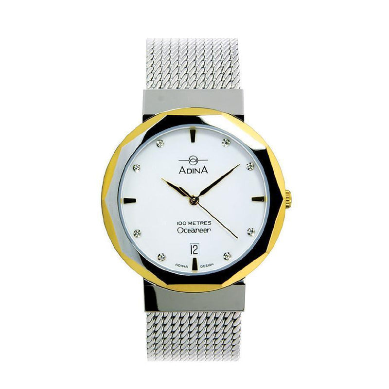 Adina Oceaneer Sports Dress Watch Nk162 T1Xb