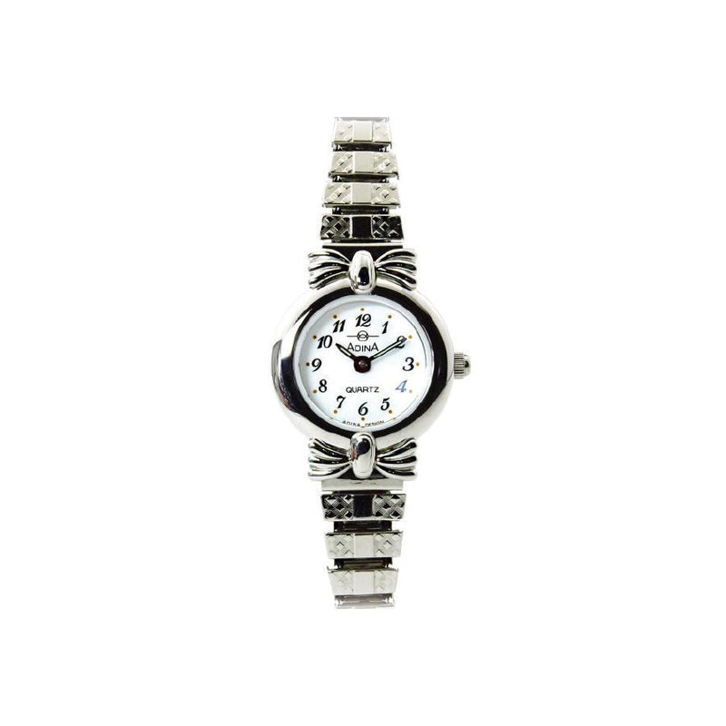 Adina Everyday Classic Dress Watch Nk31 S1Fe