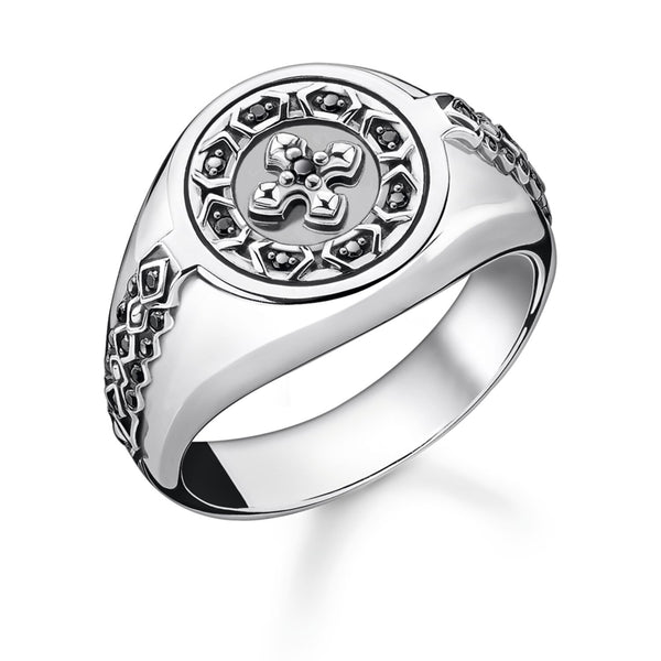 Thomas Sabo Ring Cross