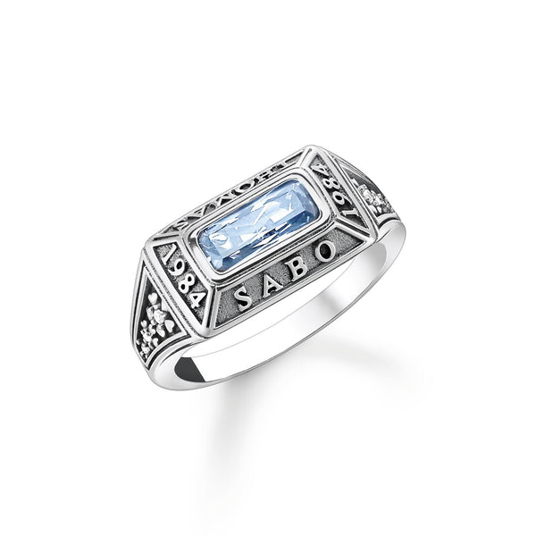 Thomas Sabo Ring College Ring Silver