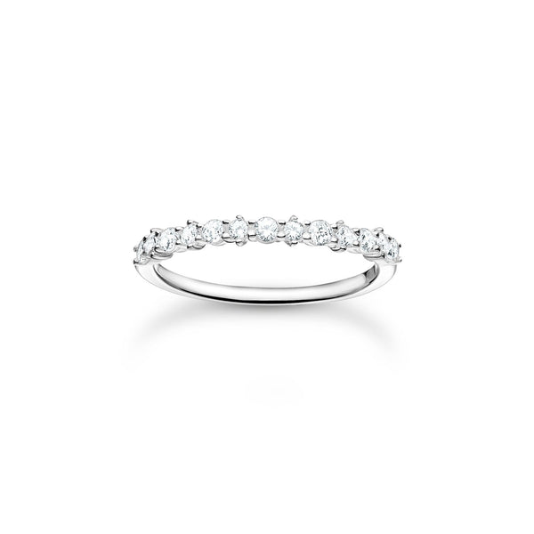 Thomas Sabo Ring Stones Silver