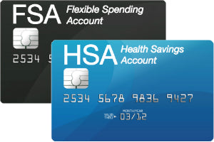 FSA and HSA cards