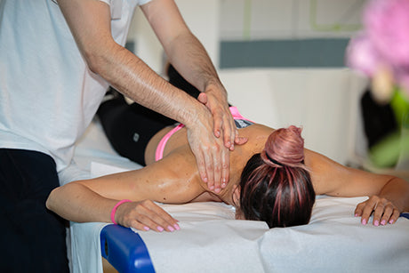 Sports Massage at The Ameswell Hotel