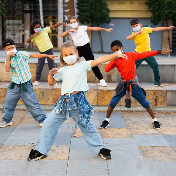 Virtual Hip Hop Classes for Kids