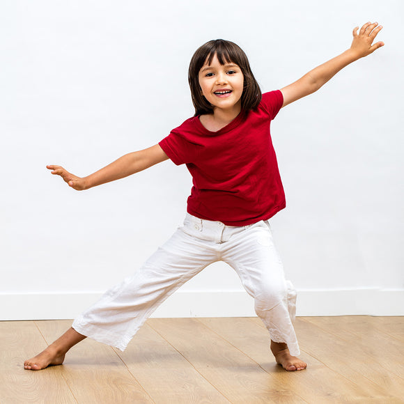 Virtual Laughter Yoga Classes for Kids