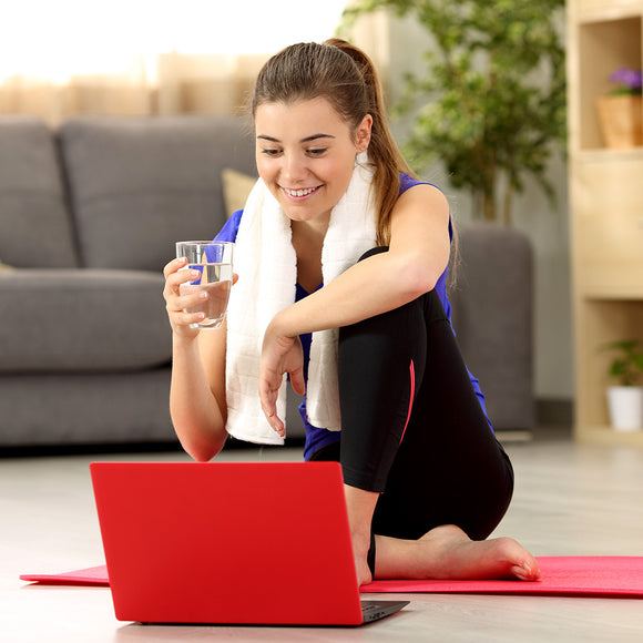 Virtual Step Up Your Exercise Webinar