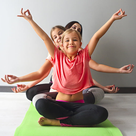 Virtual Yoga Play Classes for Kids
