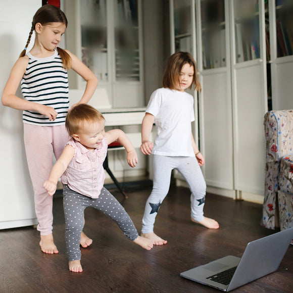 Virtual Zumba Classes for Kids