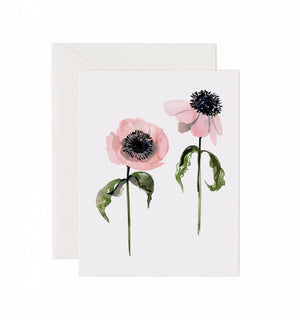 Load image into Gallery viewer, 5x7 Notecard - Anemone