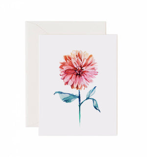 Load image into Gallery viewer, 5x7 Notecard - Dahlia