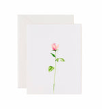 5x7 Notecard - Single Roses