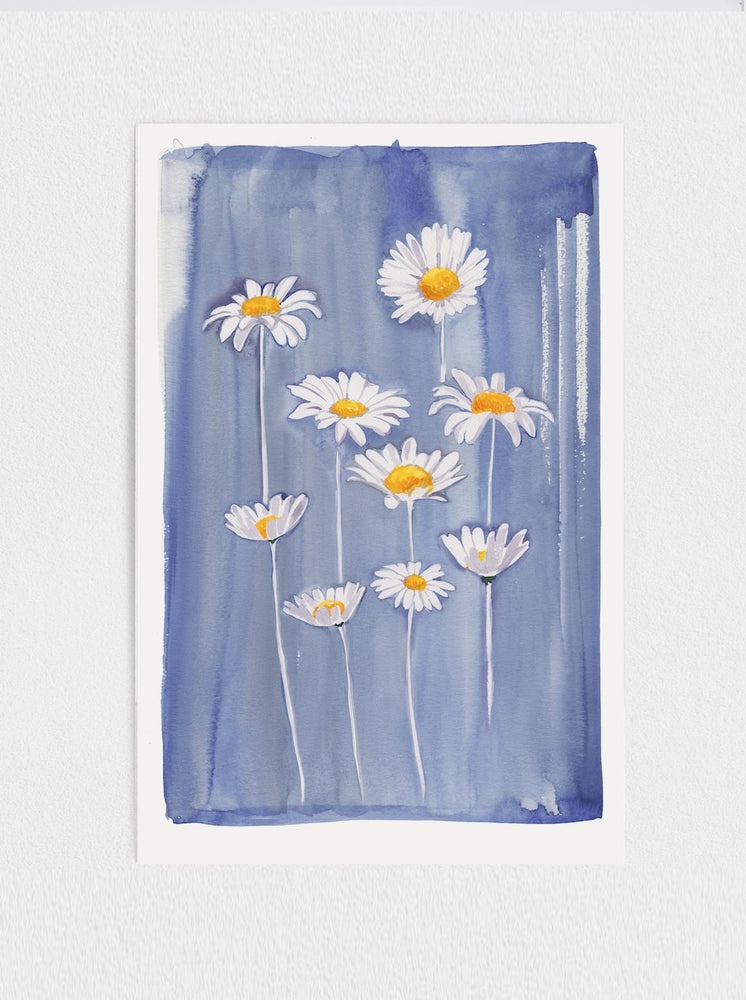 Load image into Gallery viewer, Daisies Print